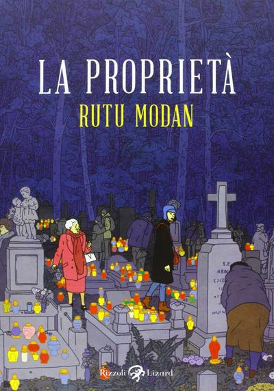 Cover image of La proprietà, color