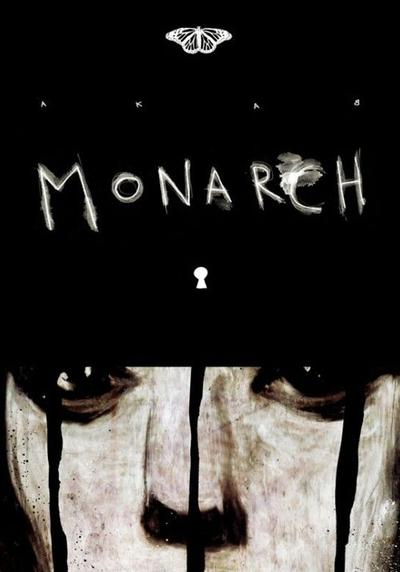 Cover image of Monarch, color
