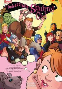 Cover image of L'Imbattibile Squirrel Girl #1, color