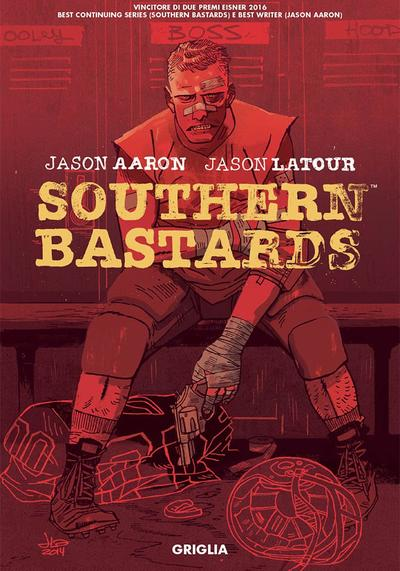 Cover image of Southern bastards Vol.2 - Griglia, color