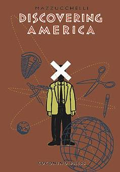 Cover image of Discovering America, color