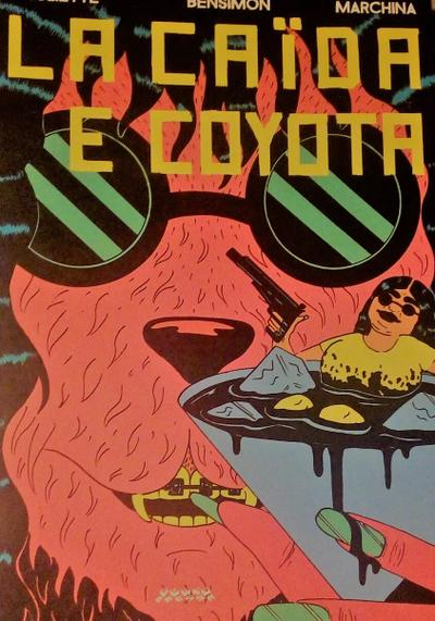 Cover image of La Caïda e Coyota, other
