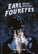 Cover image of Detective Foureyes, color