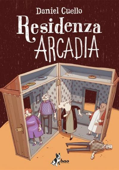 Cover image of Residenza Arcadia, color