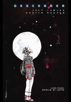 Cover image of Descender #1 - Stelle di Latta, color