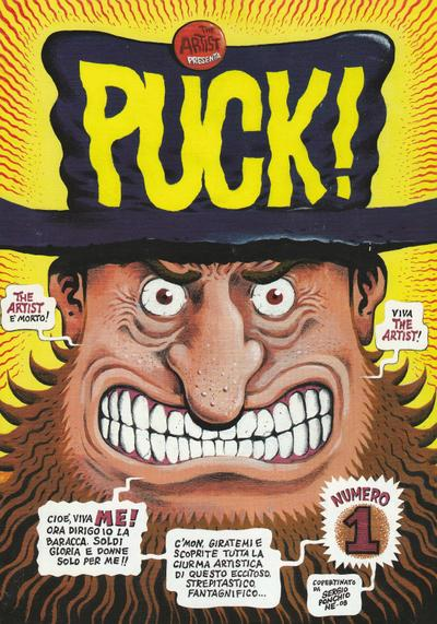 Cover image of Puck #1, other