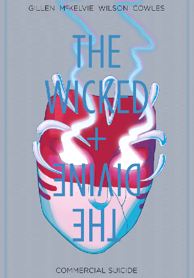 Cover image of The Wicked + the Divine vol.3, color