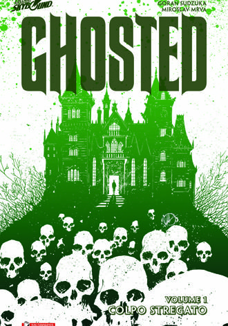 Cover image of Ghosted #1 (ITA), color