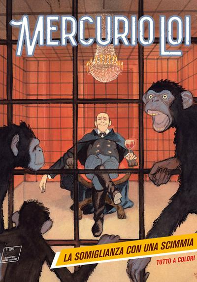 Cover image of Mercurio Loi #9, color