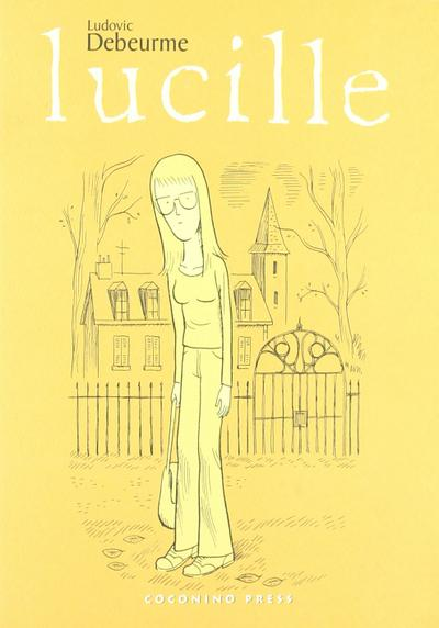 Cover image of Lucille (ITA), black&white