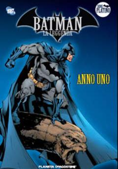 Cover image of Batman la leggenda #1 - Anno Uno, color