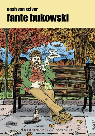 Cover image of Fante Bukowski, color