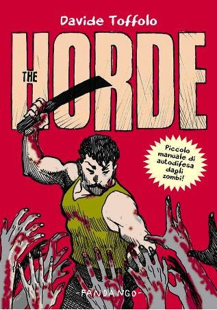 Cover image of The Horde, color