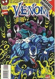 Cover image of Venom n.18 ( Marvel Italia ), color