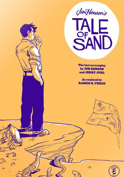 Cover image of Tale of Sand (ITA), color