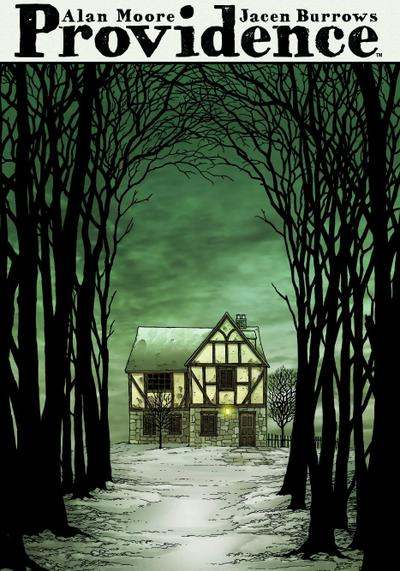 Cover image of Providence #2 (ITA), color
