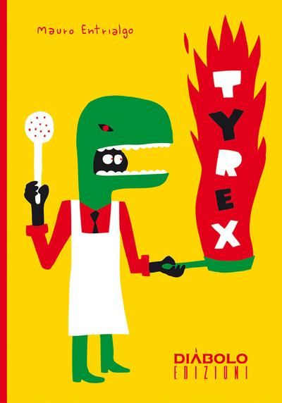 Cover image of Tyrex, other