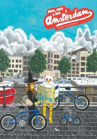 Cover image of Megg, Mogg & Owl à Amsterdam, color