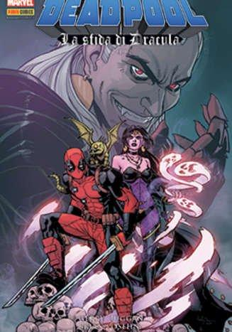 Cover image of Deadpool la sfida di dracula #2, color