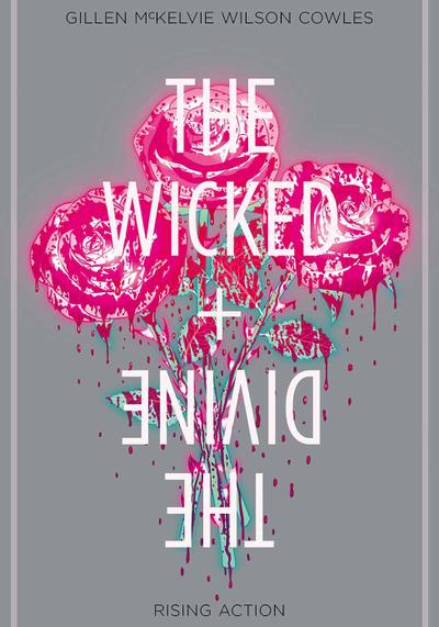 Cover image of The Wicked + the Divine vol.4, color