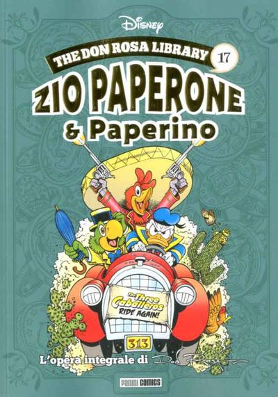 Cover image of The Don Rosa Library #17, color