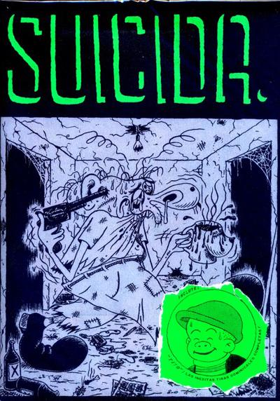 "Cover image of ""SUICIDA"" #1., other"