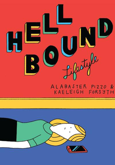 Cover image of Hellbound Lifestyle, color