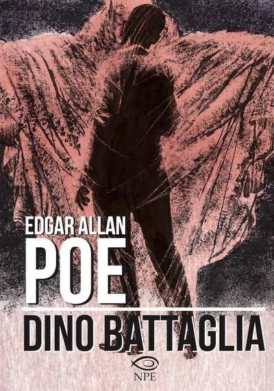Cover image of Edgar Allan Poe, black&white