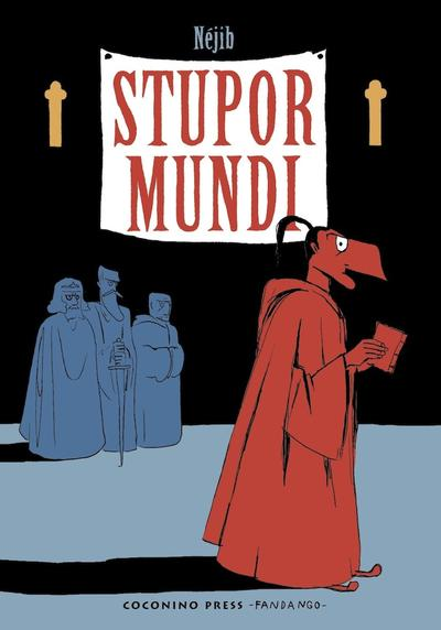 Cover image of Stupor Mundi (ITA), color