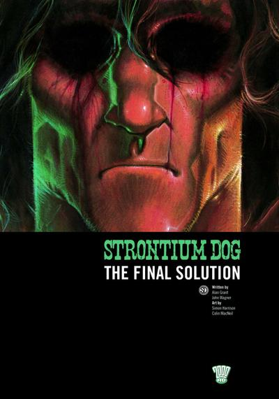 Cover image of Strontium Dog: The Final Solution, color
