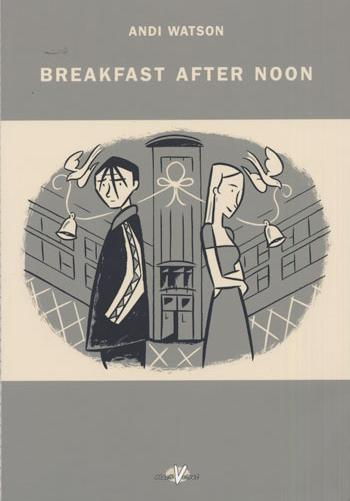 Cover image of Breakfast after noon (ITA), black&white