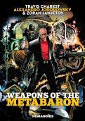 Cover image of Weapons of the Metabaron, color