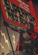 Cover image of Red son. Superman, color