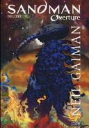 Cover image of Sandman overture deluxe, color