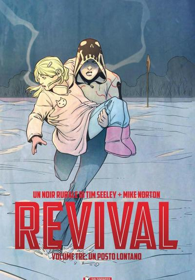 Cover image of Revival vol. 3 -  Un posto lontano, color