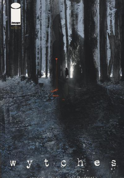 Cover image of Wytches (ITA), color