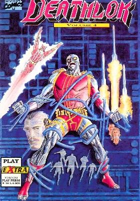 Cover image of Deathlok - L'isola di Ryker (PLAY EXTRA #16), color