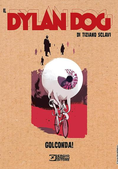 Cover image of Dylan Dog Collezione Book #2, color