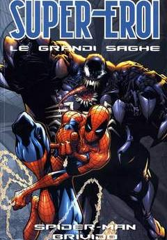 Cover image of Super-Eroi Le Grandi Saghe #51 - Spider-Man Brivido, color