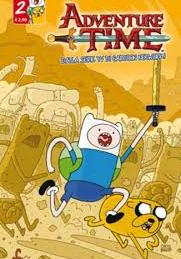 Cover image of Adventure Time #2 (ITA), color