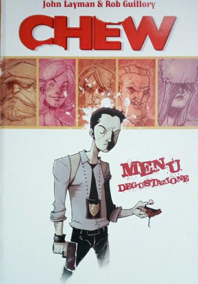 Cover image of Chew, color