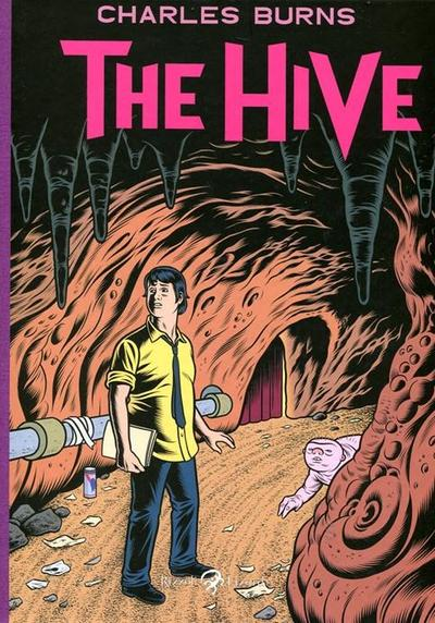 Cover image of The hive (ITA), color