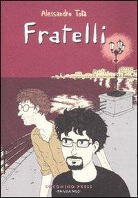 Cover image of Fratelli, black&white