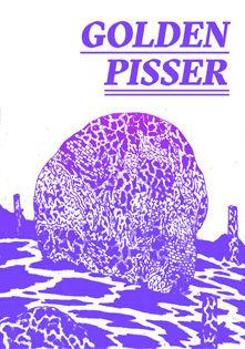 Cover image of Golden Pisser, color