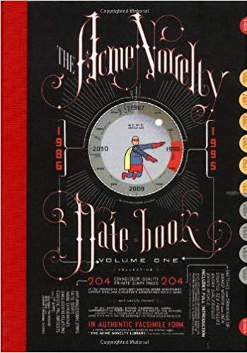 Cover image of The Acme Novelty Date Book - Volume One (1986-1995), color