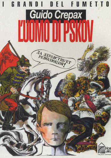 Cover image of L'uomo di Pskov (Hobby & Work), color