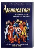 Cover image of I Vendicatori - L'attacco dello squadrone supremo, color