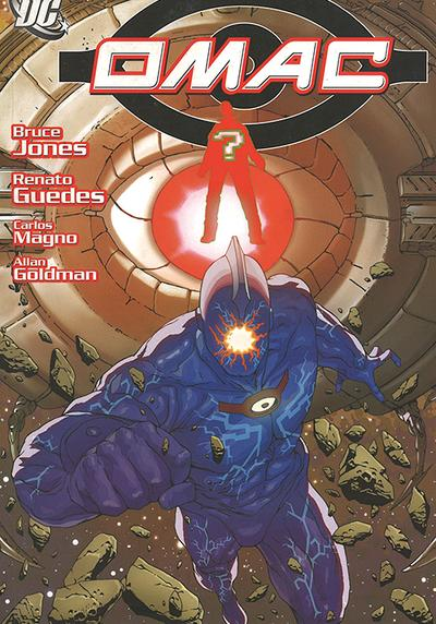 Cover image of Omac, color
