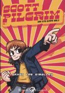 Cover image of Scott Pilgrim. Una vita niente male, black&white