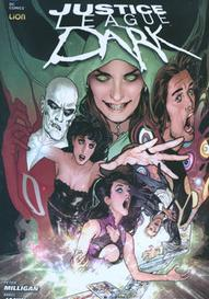 Cover image of Justice League Dark #1, color